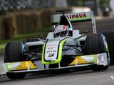 Brawn BGP001 to feature on F1 2018 game