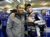 What we know about Hamilton and Rossi's F1-MotoGP ride swap
