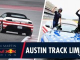 Watch: Ricciardo & Verstappen explore COTA in the rain