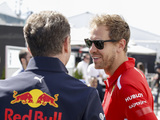 'The Vettel question was answered last week'