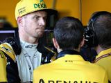 Nico Hulkenberg, Guenther Steiner appear to reconcile after Budapest spat