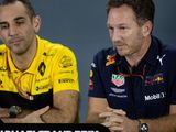 Christian Horner pokes fun at Renault after its double retirement in Bahrain