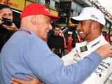 Remembering Lauda: Hamilton hails 'huge impact'