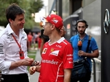 Mercedes braced for 'big fight' with Ferrari