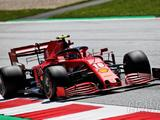 Leclerc sees ''potential'' in new Ferrari F1 upgrade