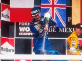 Mexico names corner in honour of Mansell
