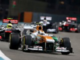 Force India turn attention to beating McLaren