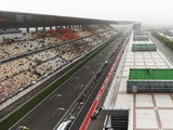 Chinese GP second F1 practice session cancelled