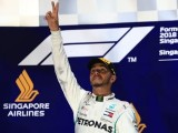 Hamilton adds to commanding championship lead with victory in Singapore