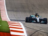 US Grand Prix: Hamilton beats Vettel by a tenth in final practice