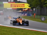Ricciardo had to 'forget pride' when letting Norris by