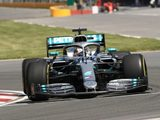 Hamilton starts Canada GP weekend fastest in Practice 1