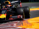 Red Bull just very unlucky with tyre call - Max Verstappen