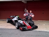 Haas and Toro Rosso make it official
