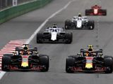 Reprimands for Both Verstappen and Ricciardo after Baku Collision