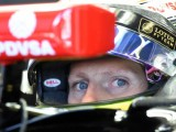 Grosjean gutted for Lotus after double DNF