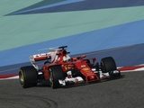 Vettel wins his third Bahrain GP