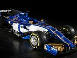 Sauber releases first pictures of its 2017 car