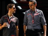 Grosjean disagrees with Steiner's suggestion he's difficult to manage
