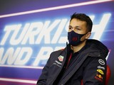 Red Bull: Full grid for 2021 buys time for Albon F1 decision