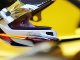 Sore Magnussen targets Monza return after huge crash