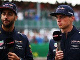 Daniel Ricciardo surprised by timing of new Max Verstappen F1 deal