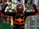 Max motivated by 'Ricciardo's exuberance' over pole
