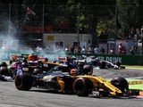 "Nico Hülkenberg: ""We couldn't fight with the cars ahead"""