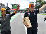 Verstappen and Norris form virtual Le Mans 'dream team'