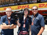 My job in F1: Cameraman for a Dutch TV network