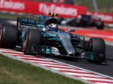 Mercedes 'on the back foot' in Hungary - Bottas