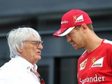 Bernie Ecclestone backs drivers' call for Formula 1 reform
