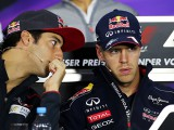 Vettel denies Ricciardo unwise choice for 2014