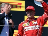 Ferrari praises 'true team player' Raikkonen