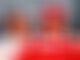 Hamilton on that Ferrari question