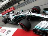 Monaco Grand Prix: Lewis Hamilton edges Max Verstappen in first practice
