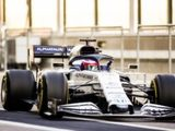 Sato Enjoys Maiden Formula 1 Test as Tsunoda racks up the Laps in Abu Dhabi