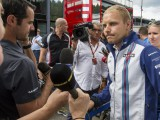 Bottas hints at Williams tension