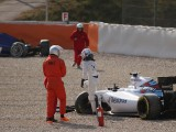 Wolff and Nasr disagree on who was at fault for crash