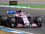 "Esteban Ocon: ""We have done most of our homework today to help us get ready for the weekend"""