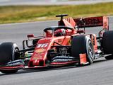 Charles Leclerc leads day two morning of Barcelona F1 test