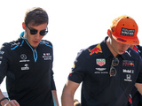 Red Bull would consider signing Russell if Mercedes don't