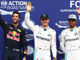 Rosberg secures pole at home Grand Prix
