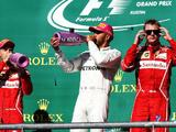 Lewis Hamilton aims to make Ferrari's life a misery for years to come