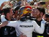 Toto Wolff admits 'everything clicked' for Hamilton in Spain