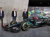 INEOS takes one-third stake in Mercedes F1 team