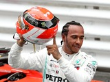 Hamilton gets flashbacks to China 2007
