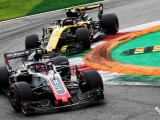Renault protests 'legality' of Haas VF-18