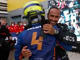 Hamilton doubts he'd have beaten 'amazing' Norris without rain in F1 Russian GP