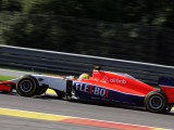 Merhi beats Stevens to the flag in Belgium